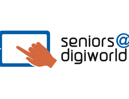 Seniors @ DigiWorld: Course for teachers and volunteers