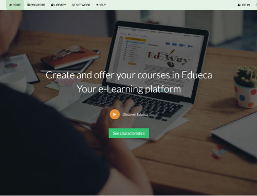 Edueca, our eLearning platform