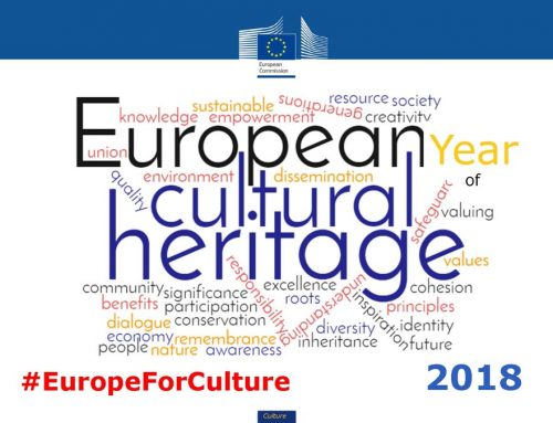 2018: European Year of Cultural Heritage