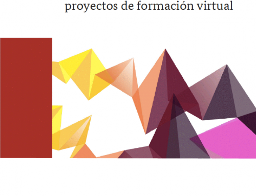 Pedagogical model for virtual formation projects