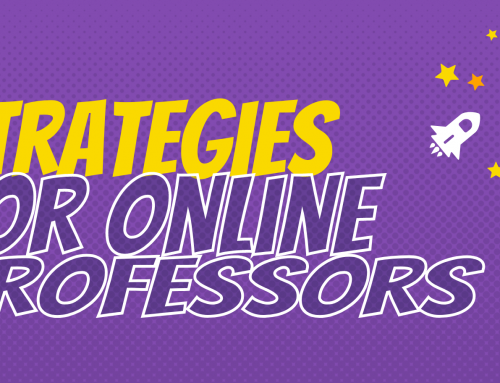Online educational strategies
