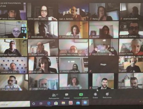 CIDET participates in a virtual meeting with business and research groups promoted by ESPAITEC