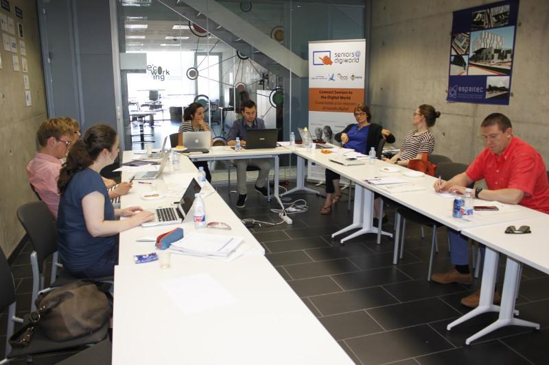 Coordinación y gestión de proyectos Erasmus+