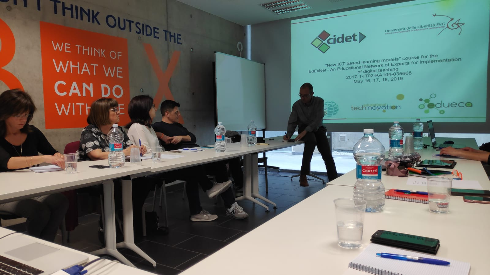 Formación KA1 «Nuevos modelos de educación basadas en TIC»