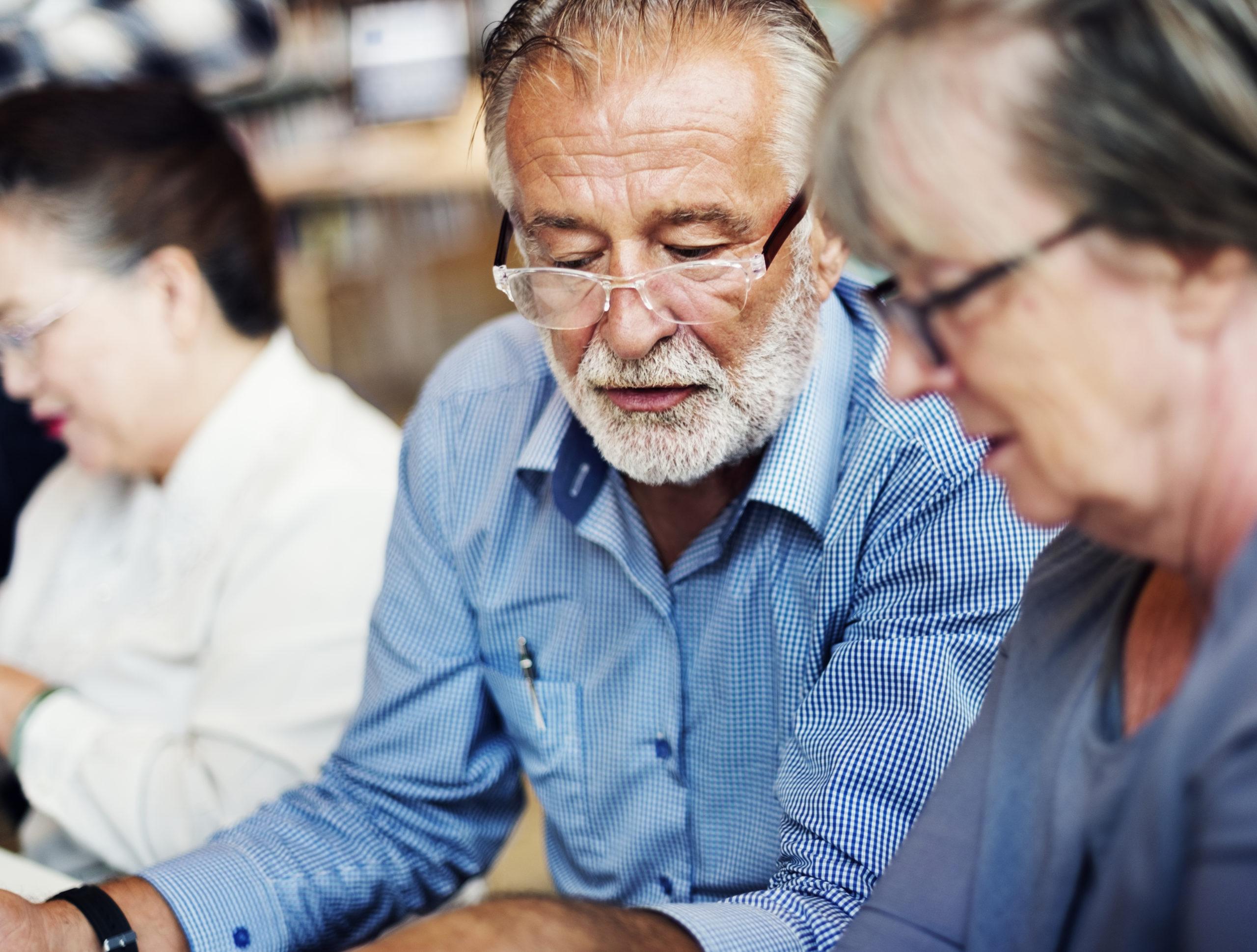 La educación de mayores en una sociedad que envejece